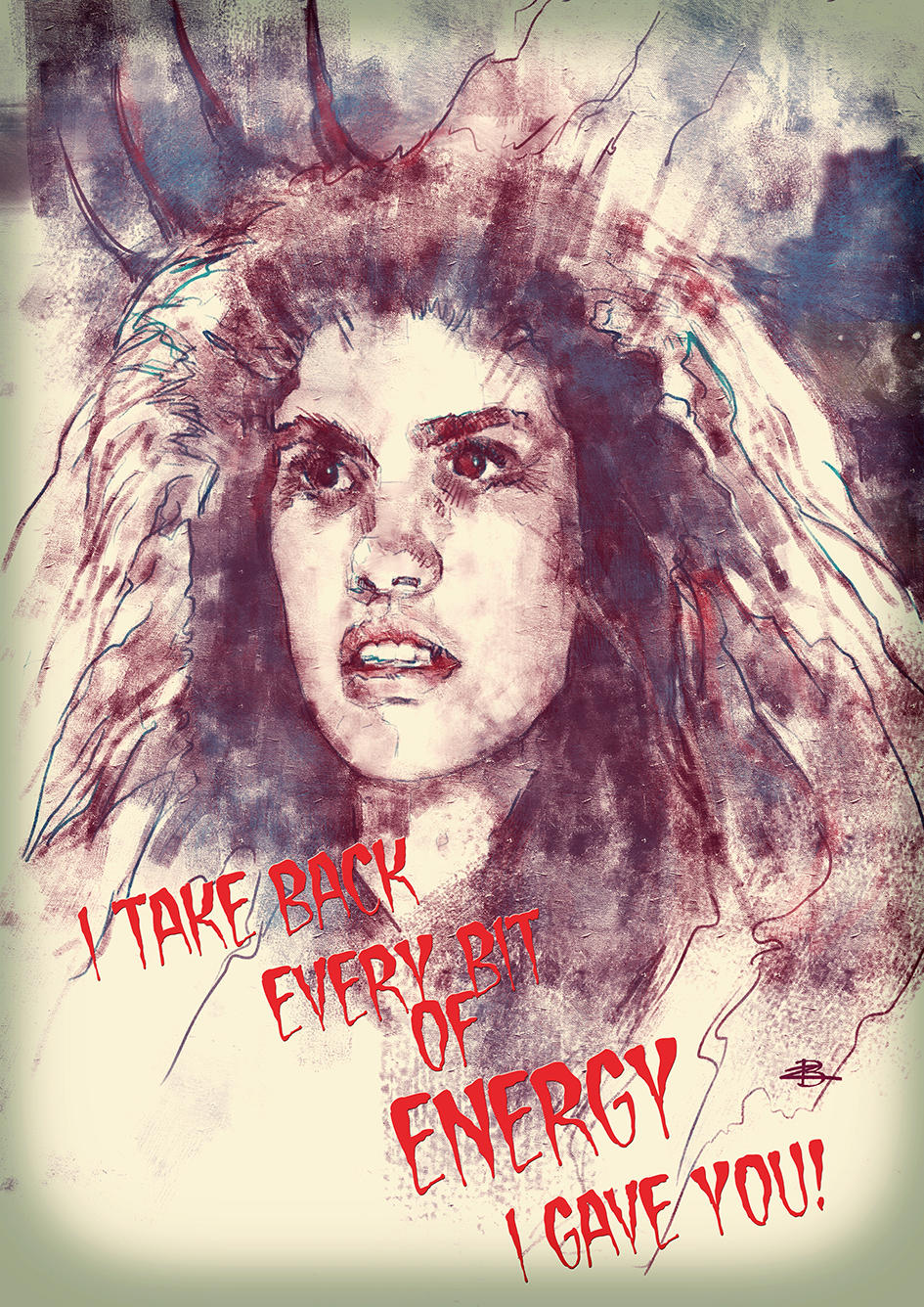Image de Kid Eternity représentant Heather Langenkamp