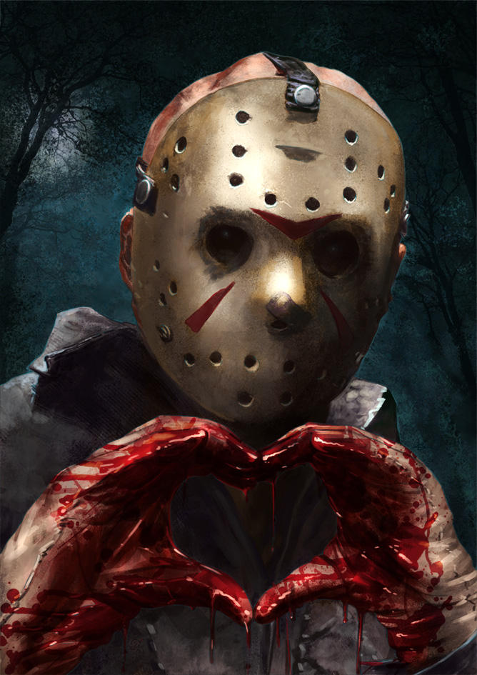 Image de Kid Eternity représentant Jason Voorhees