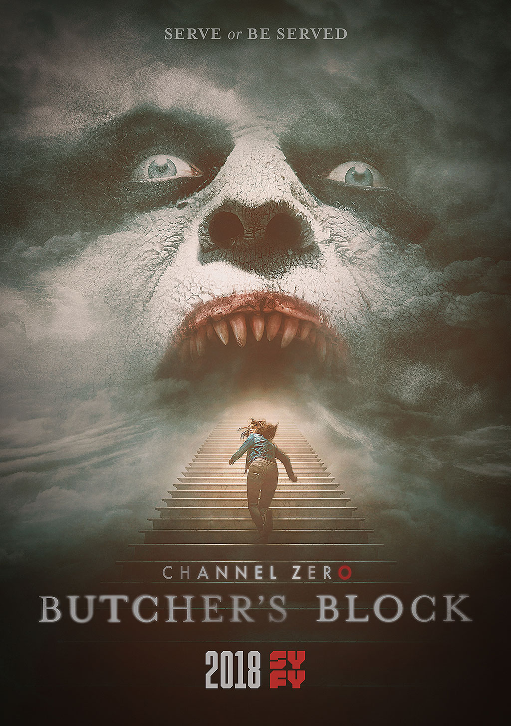 Affiche de Channel Zero : The Butcher's Block