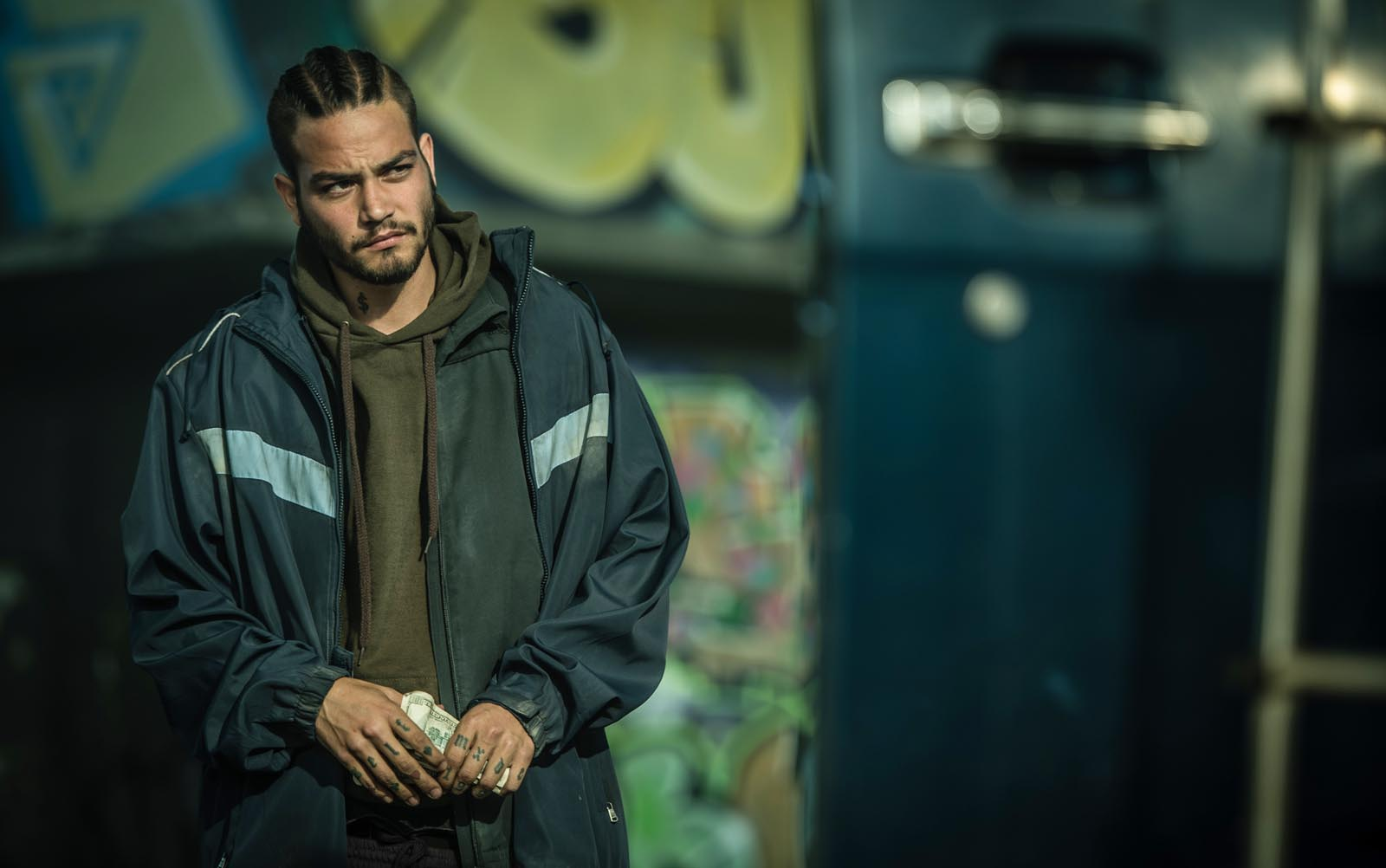 Image de Daniel Zovatto dans le film Don't Breathe