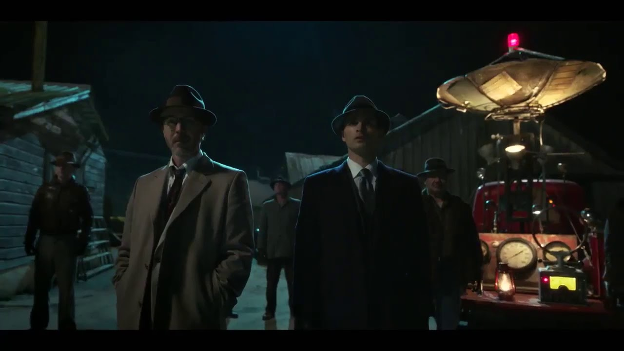 Project Blue Book 1x05 Promo