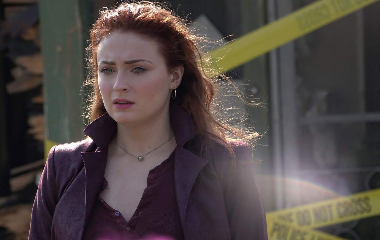 Image de Jean Grey dans le film X-Men : Dark Phoenix