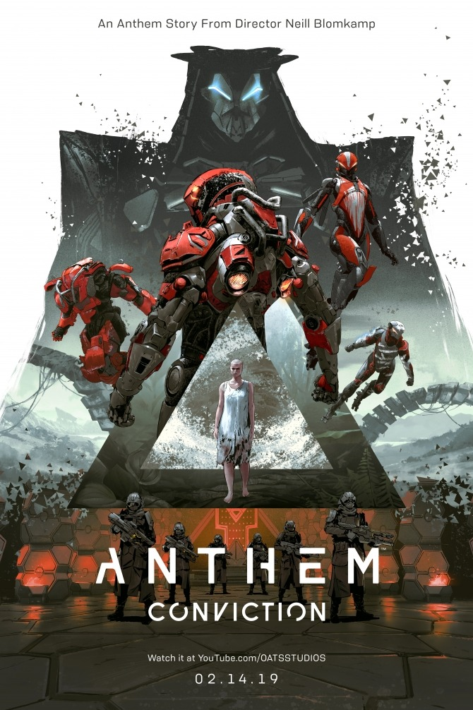 Conviction: An Anthem Story