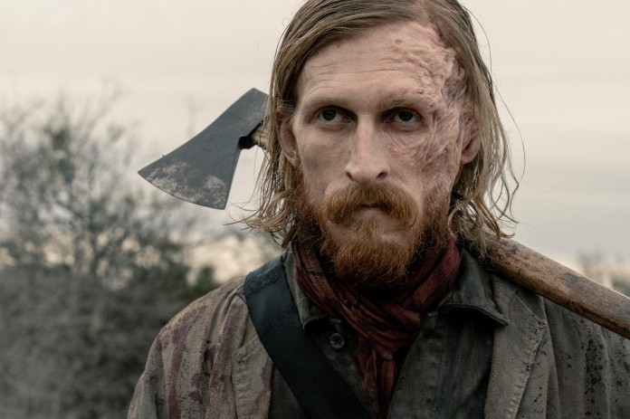 Image de Dwight dans la saison 5 de Fear The Walking Dead