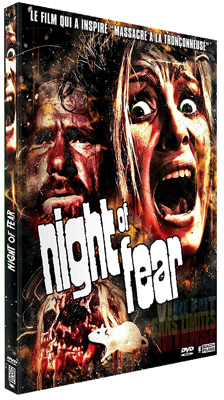 Night of Fear - DVD