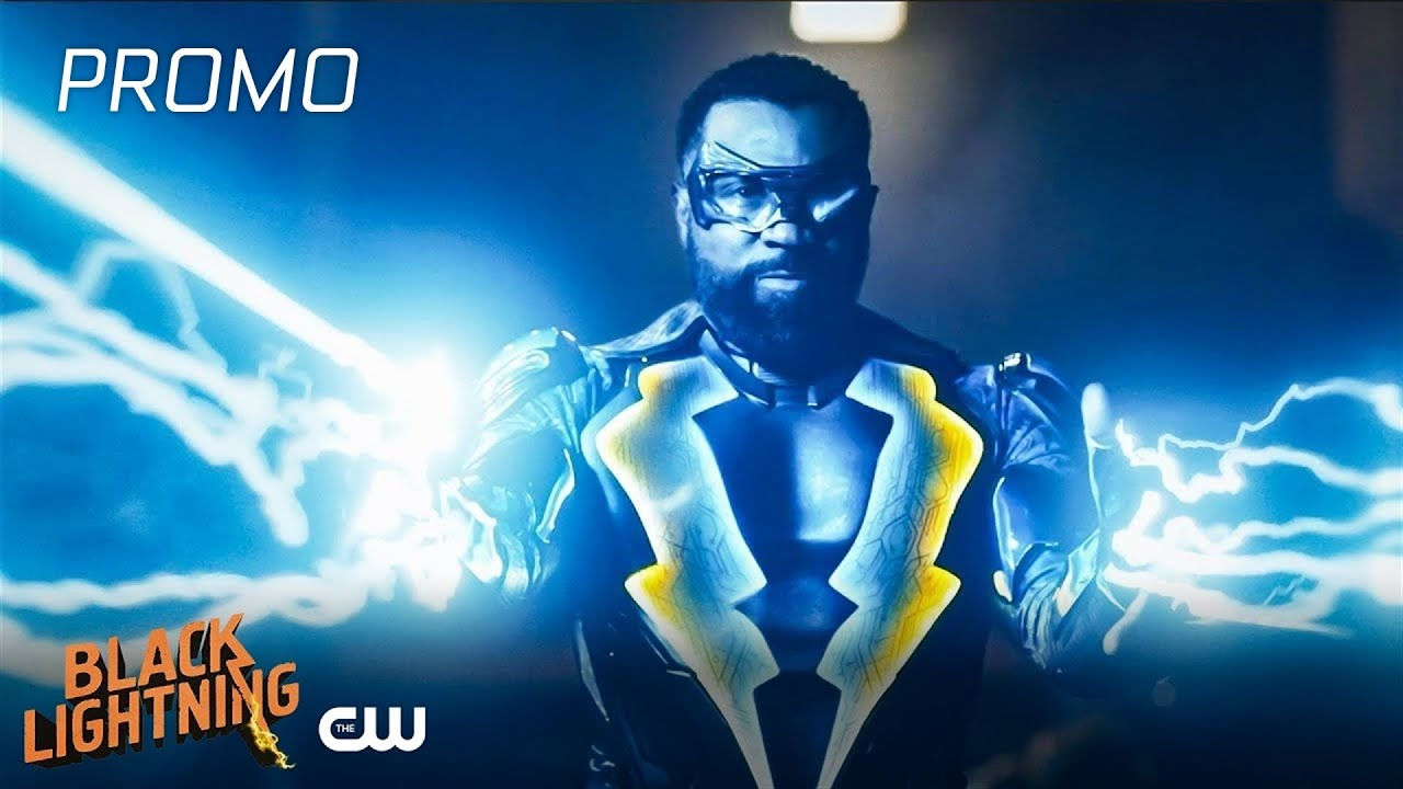 Black Lightning Saison 3 - SDCC Trailer