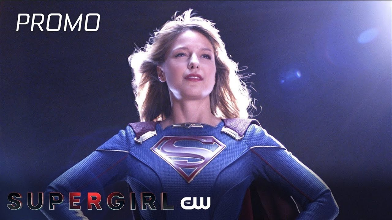 Supergirl saison 5 - SDCC Trailer