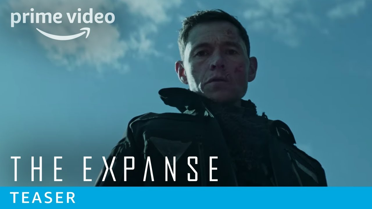 The Expanse saison 4 - SDCC Trailer