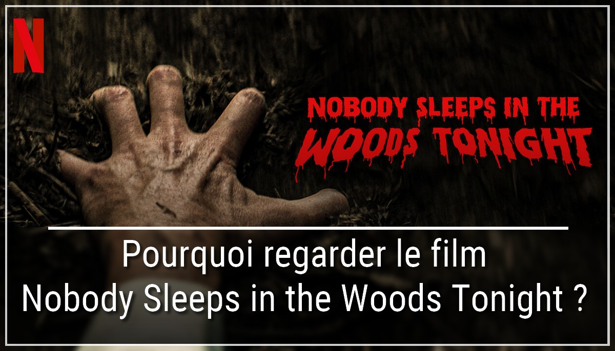 Pourquoi regarder le film Nobody Sleeps in the Woods Tonight ?