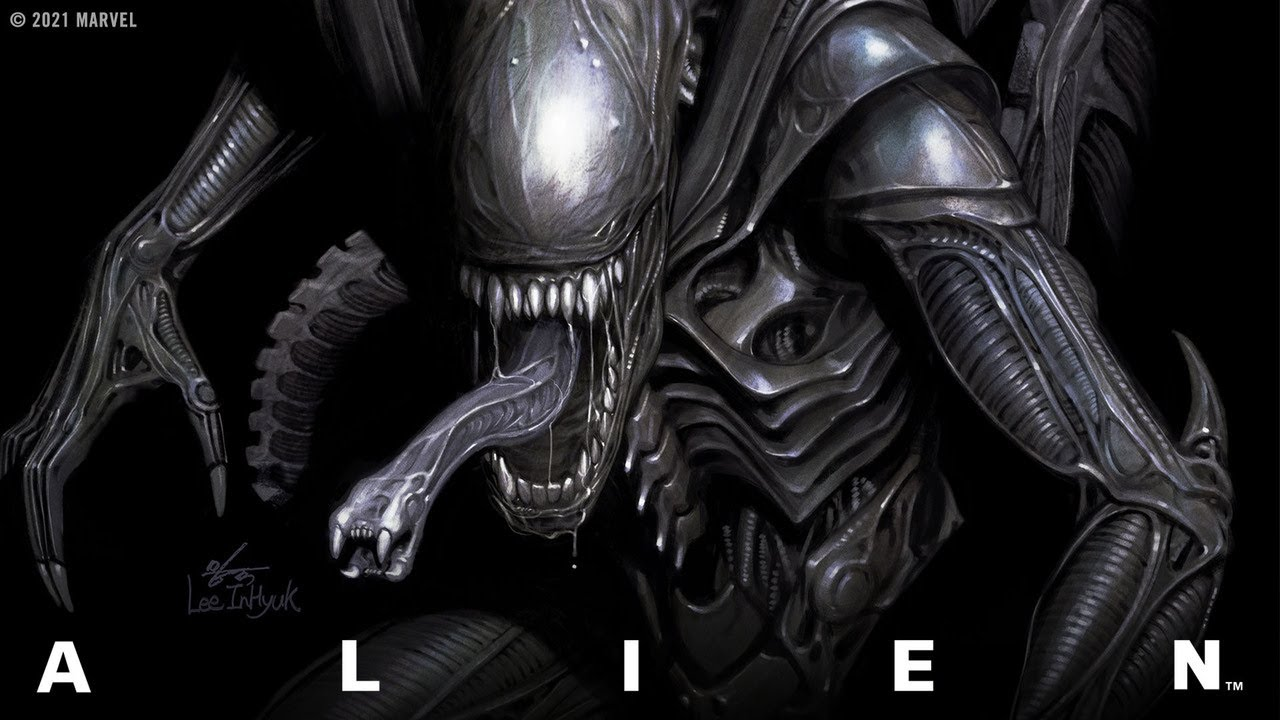ALIEN #1 Trailer - Marvel Comics