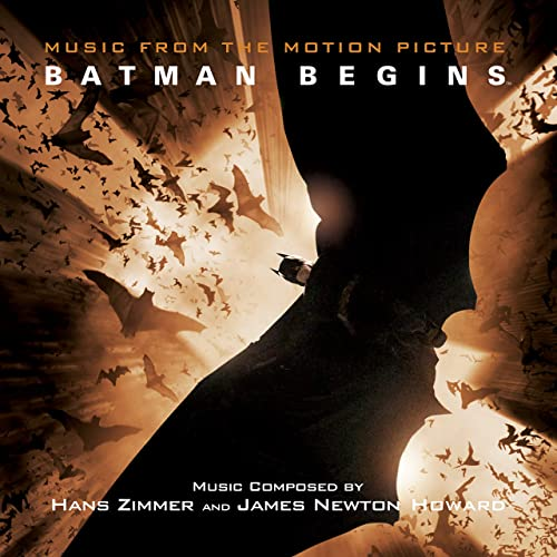 Batman Begins - Music from the motion picture