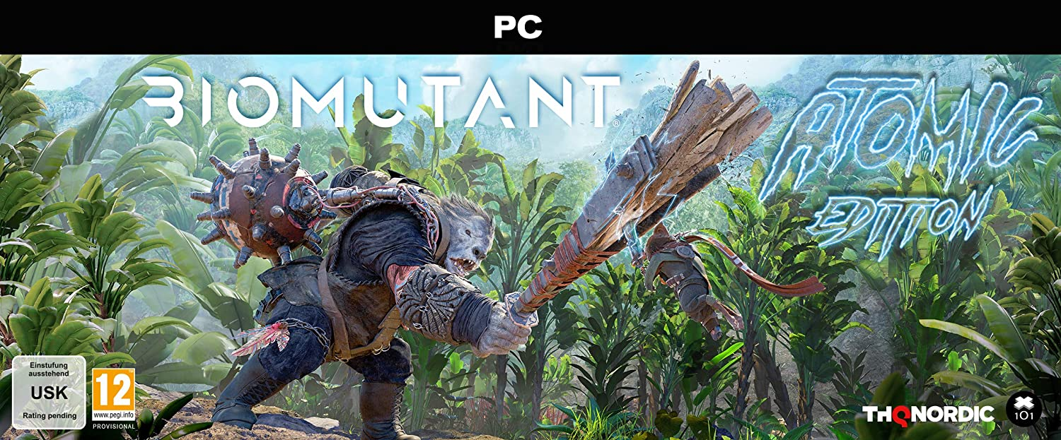 Biomutant - Atomic Édition [PC]