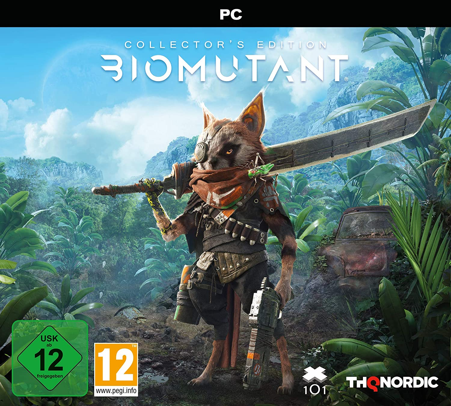 Biomutant - Édition Collector [PC]
