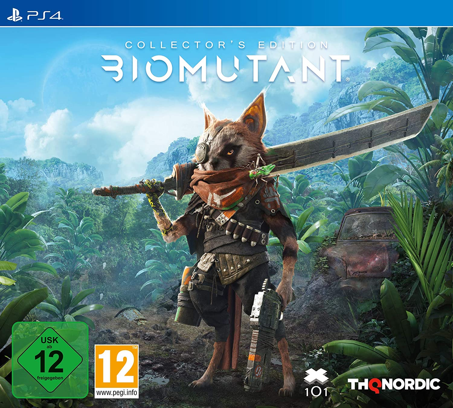 Biomutant - Édition Collector [PS4]
