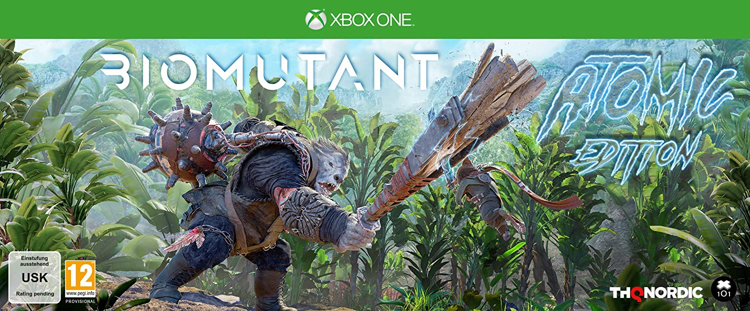 Biomutant - Atomic Édition [Xbox One]