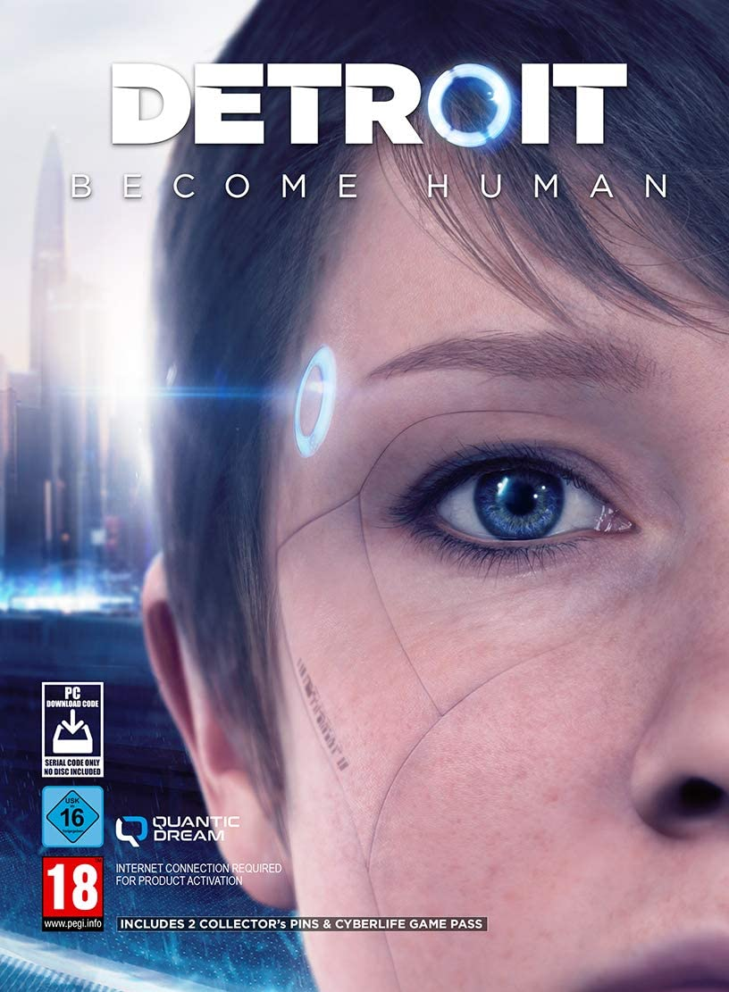 Detroit Become Human Steam Edition (PC)