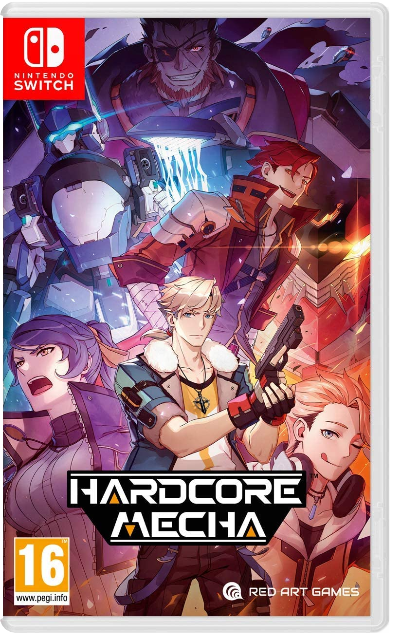 Hardcore Mecha - Nintendo Switch