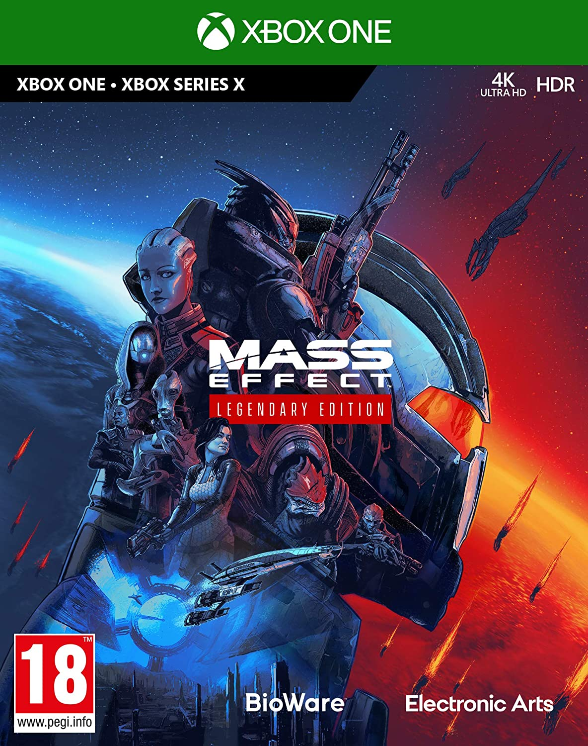 Mass Effect : Édition Légendaire [Xbox One]