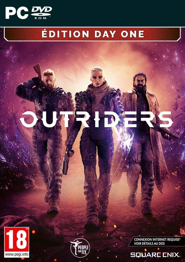 Outriders - Day One Édition [PC]