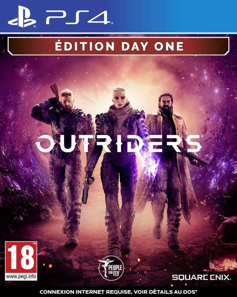 Outriders - Day One Édition [PS4]