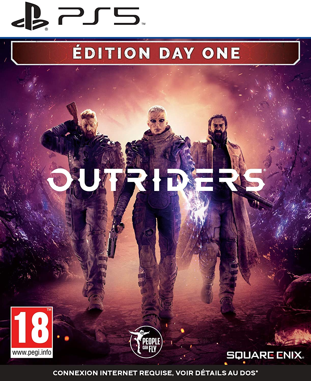 Outriders - Day One Édition [PS5]