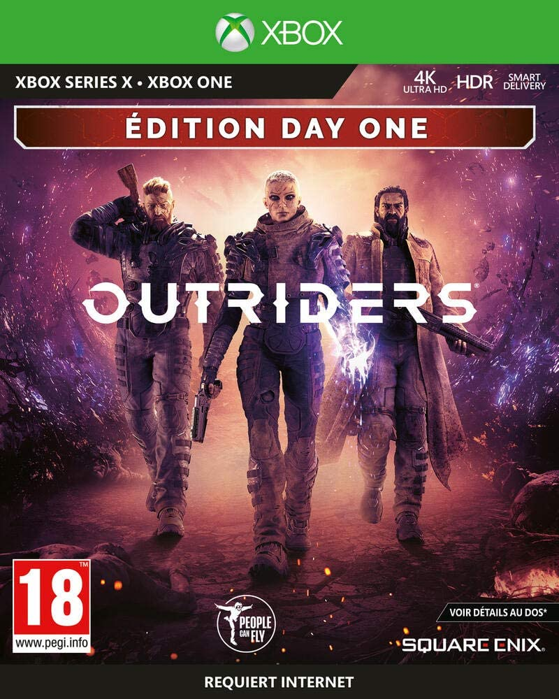 Outriders - Day One Édition [Xbox Series]