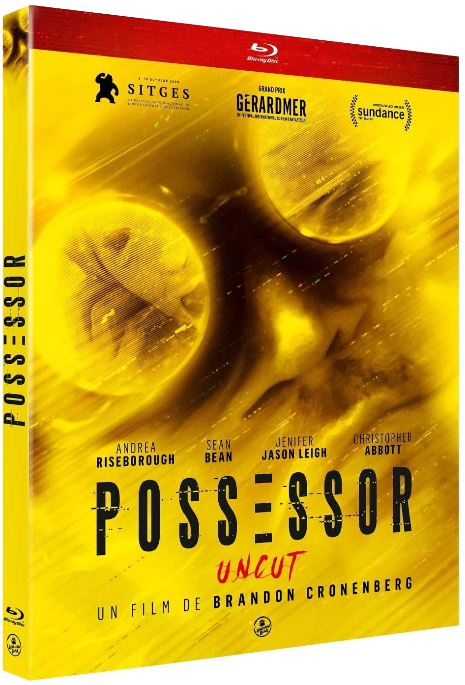 Possessor [Uncut Edition Blu-Ray]