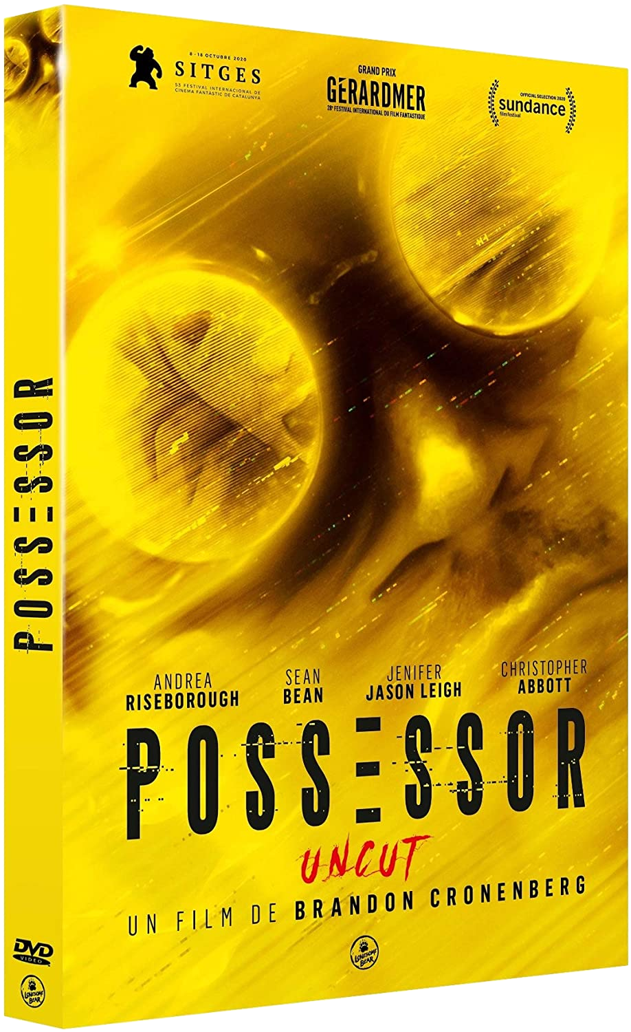 Possessor [Uncut Edition DVD]