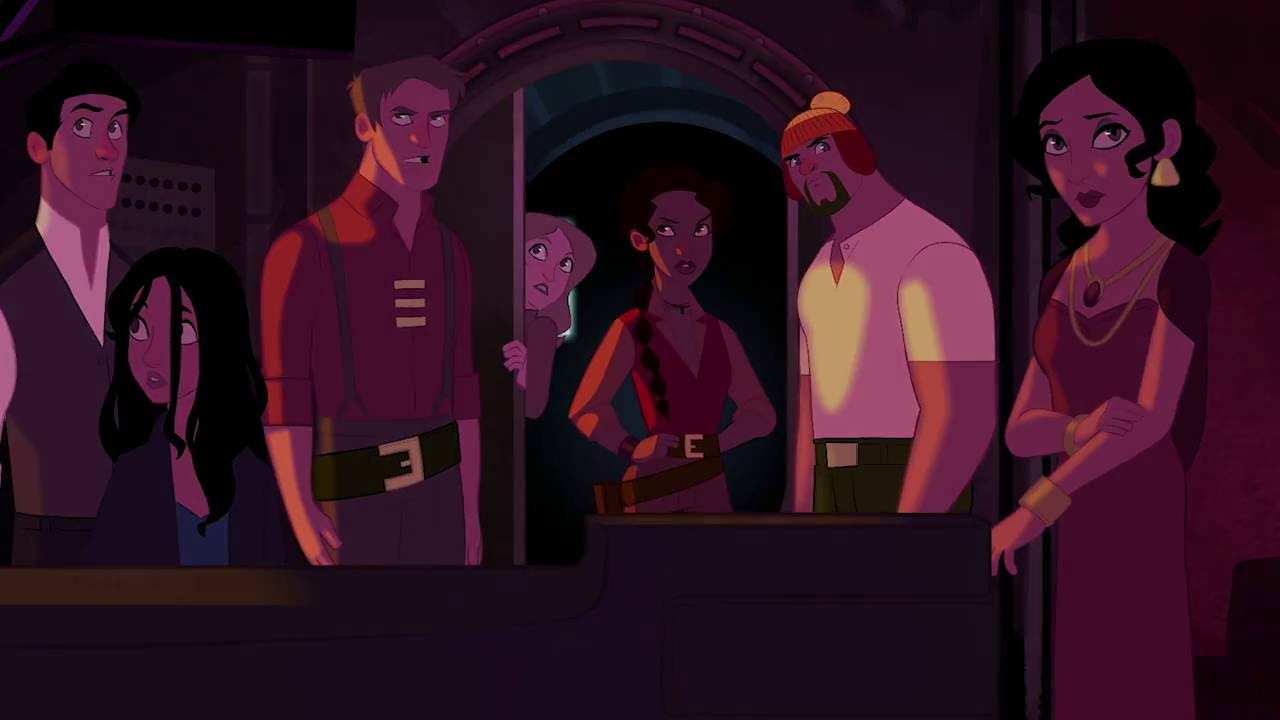 Un premier teaser pour The Animated Adventures of Firefly