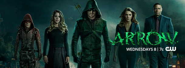 Arrow Saison 3