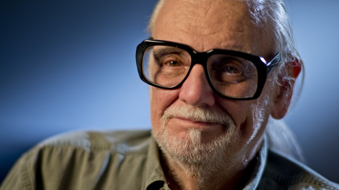 George Romero parle de la série Empire of the Dead