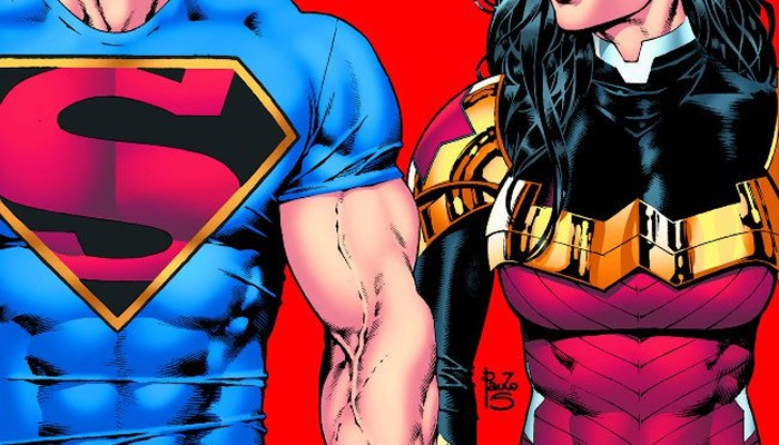 Un nouveau costume pour Batman, Superman et Wonder Woman