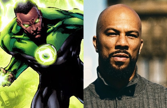 Green Lantern / Common