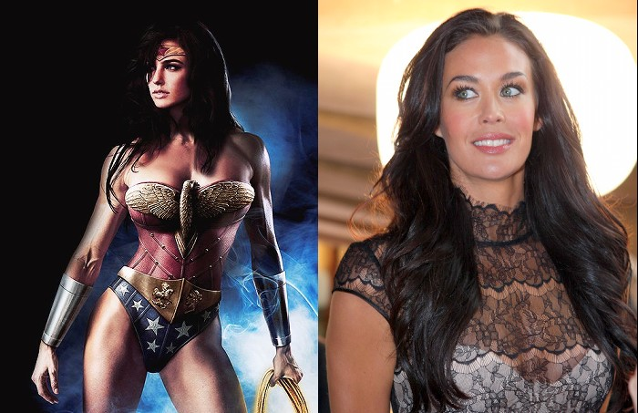 Wonder Woman / Megan Gale