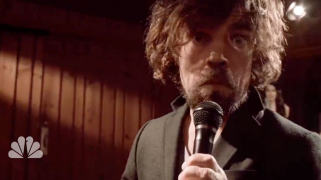 Quand Tyrion Lannister chante les morts de Game of Thrones