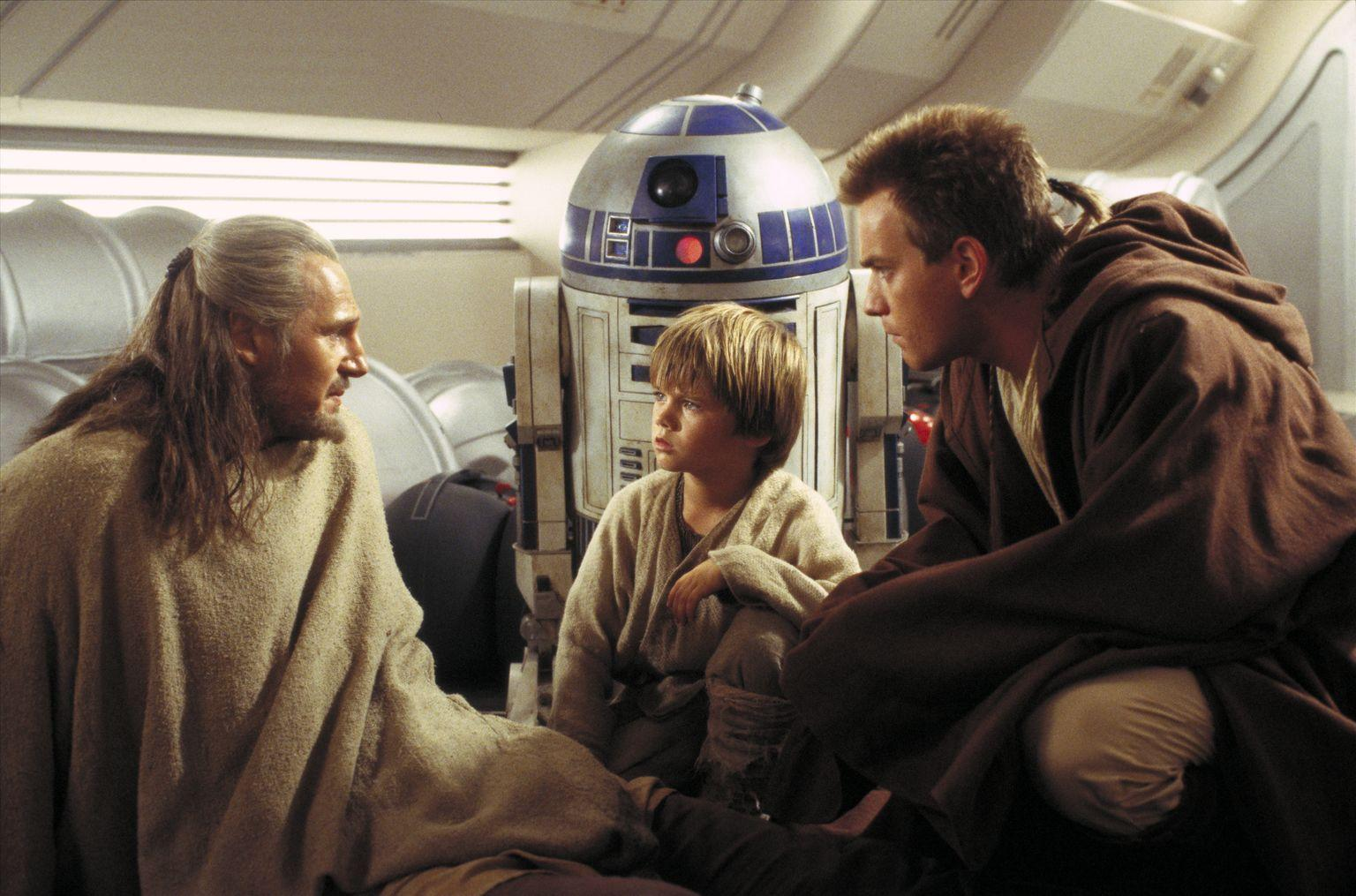 Jake Lloyd dans Star Wars Episode 1