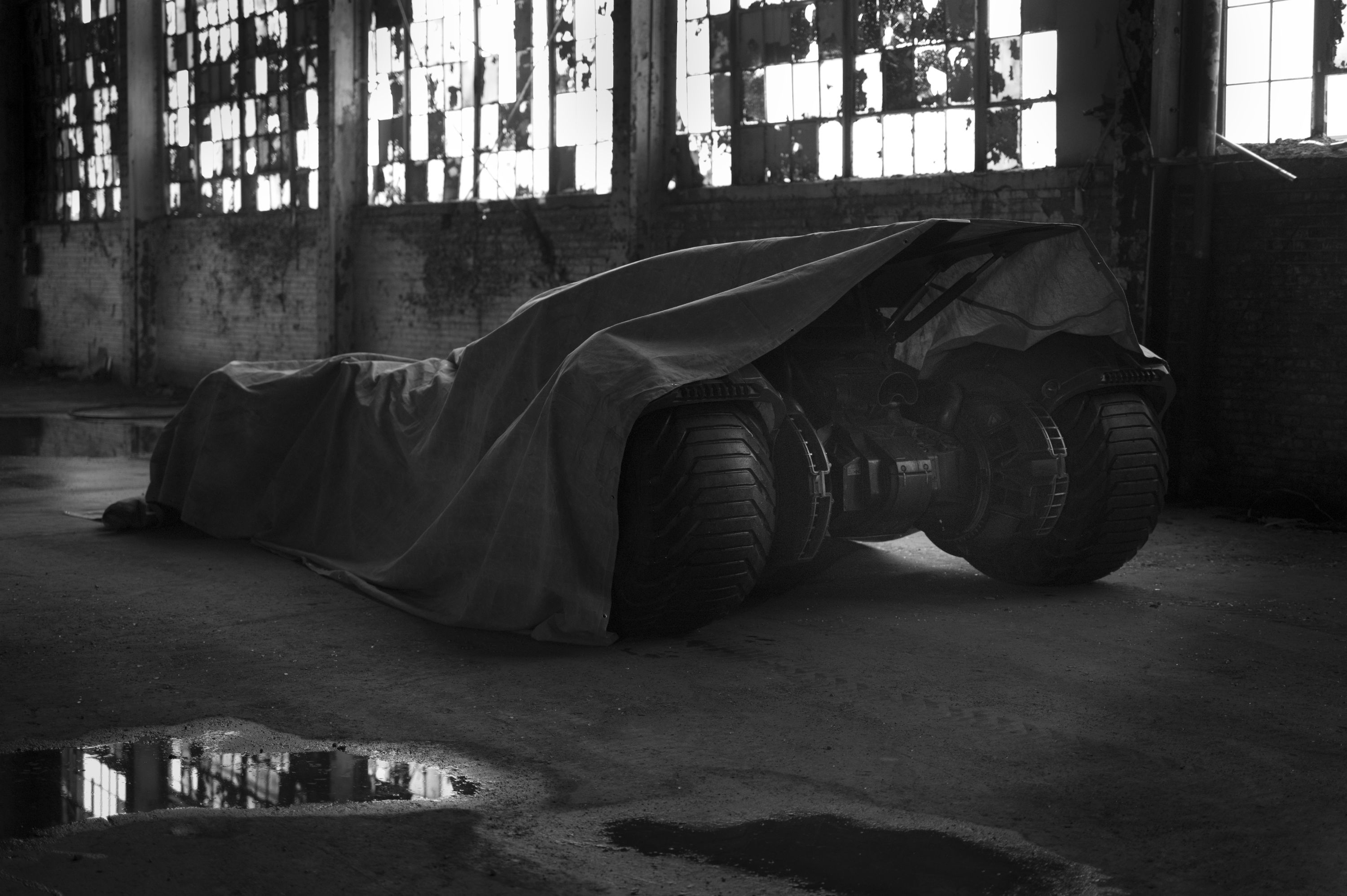 Batmobile - Man of Steel 2