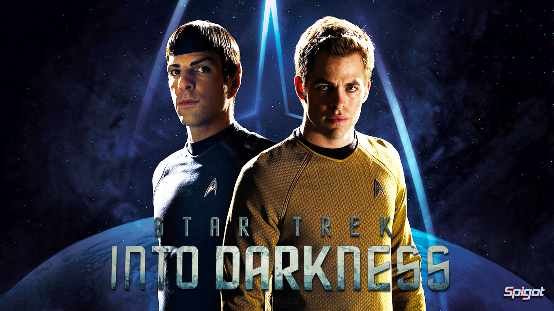 Chris Pine et Zachary Quinto signent pour Star Trek 14