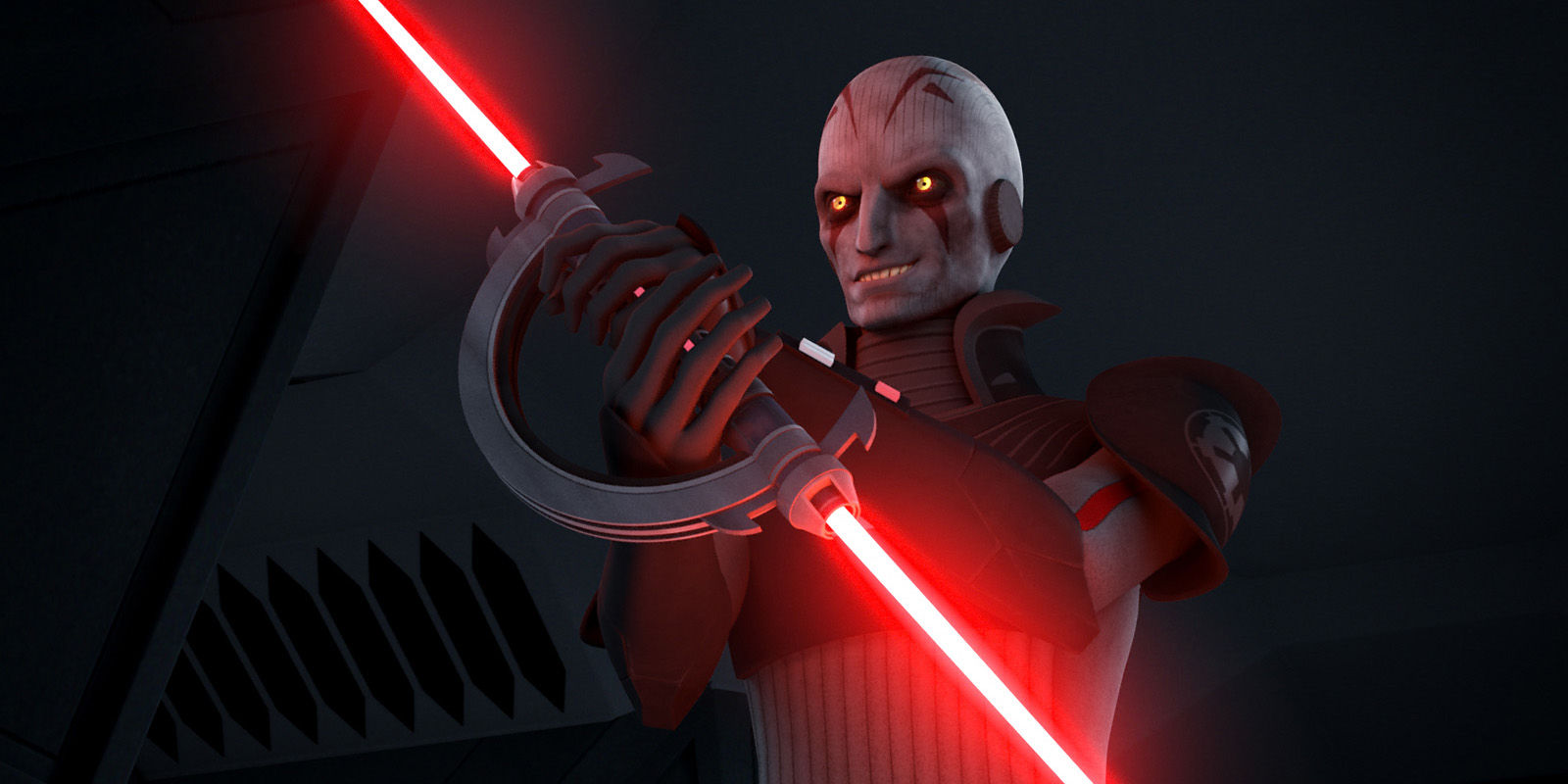 L'Inquisiteur de Star Wars Rebels