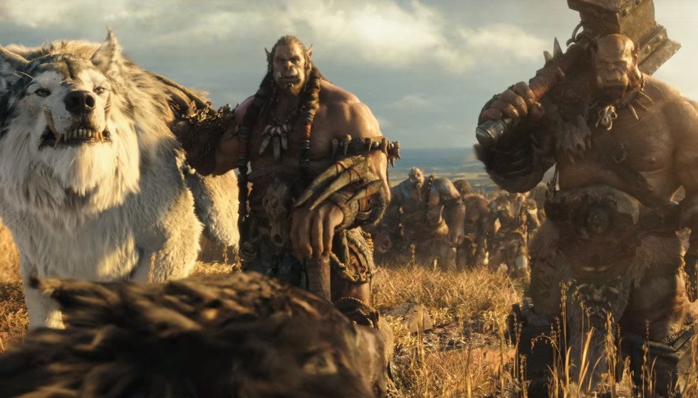 Le premier trailer de Warcraft