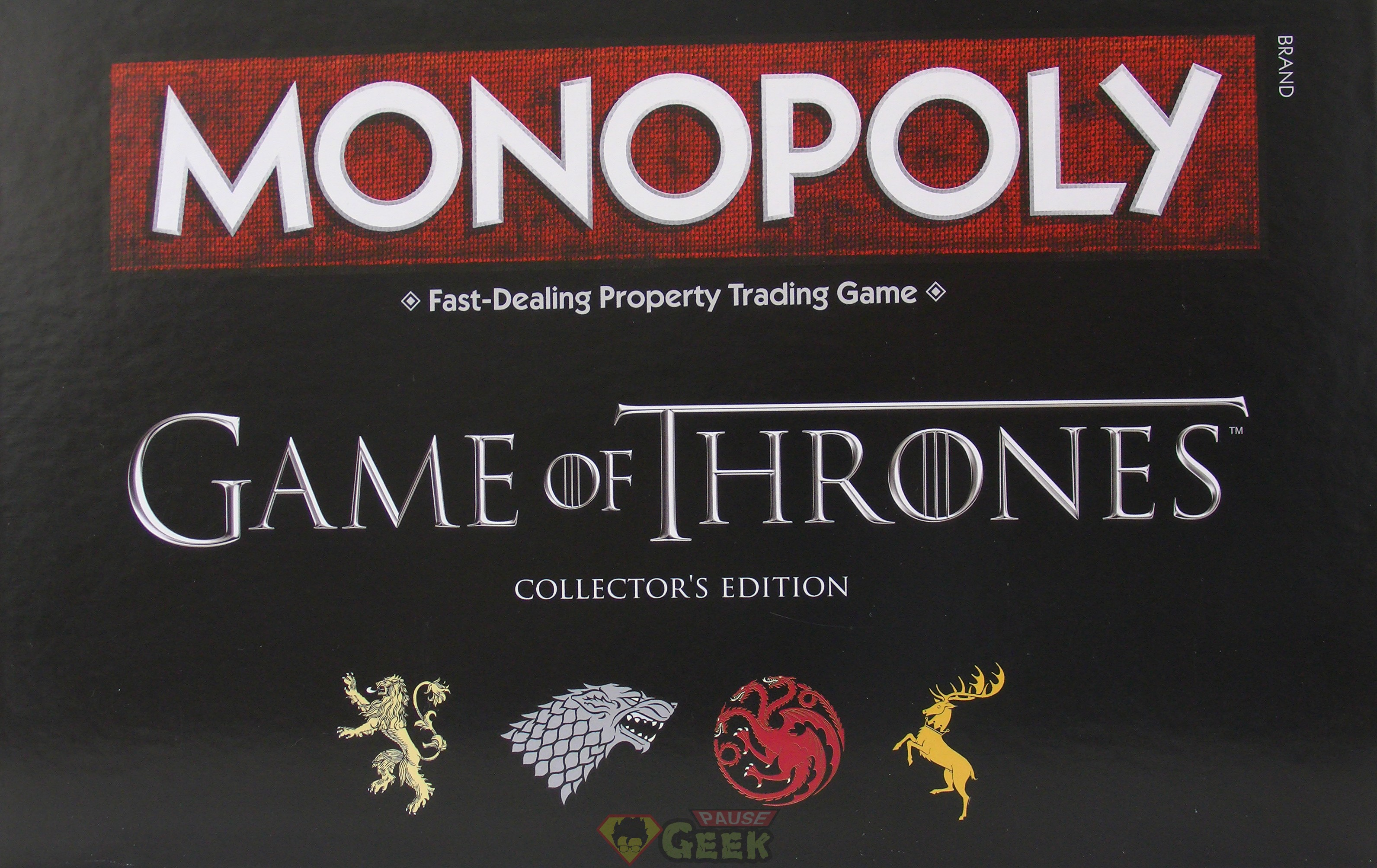 Un ensemble de goodies Game of Thrones indispensable pour bien débuter