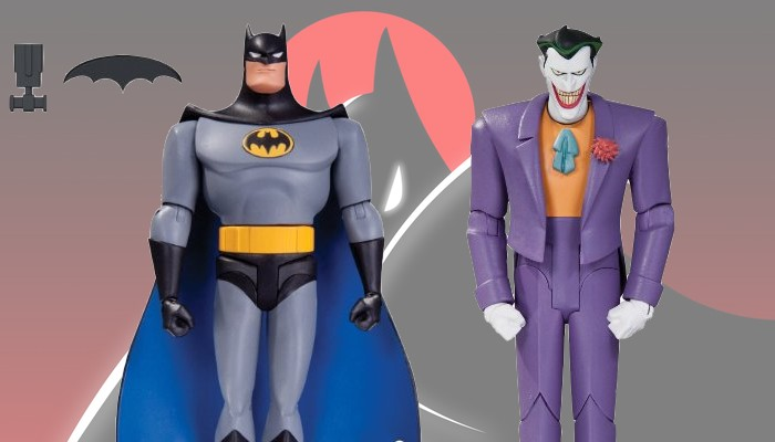 Figurines DC Collectibles Batman The Animated Series