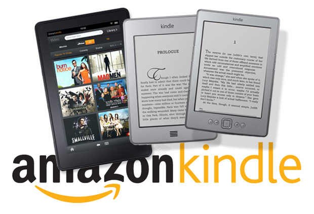 Le Kindle d\'Amazon disponible en France