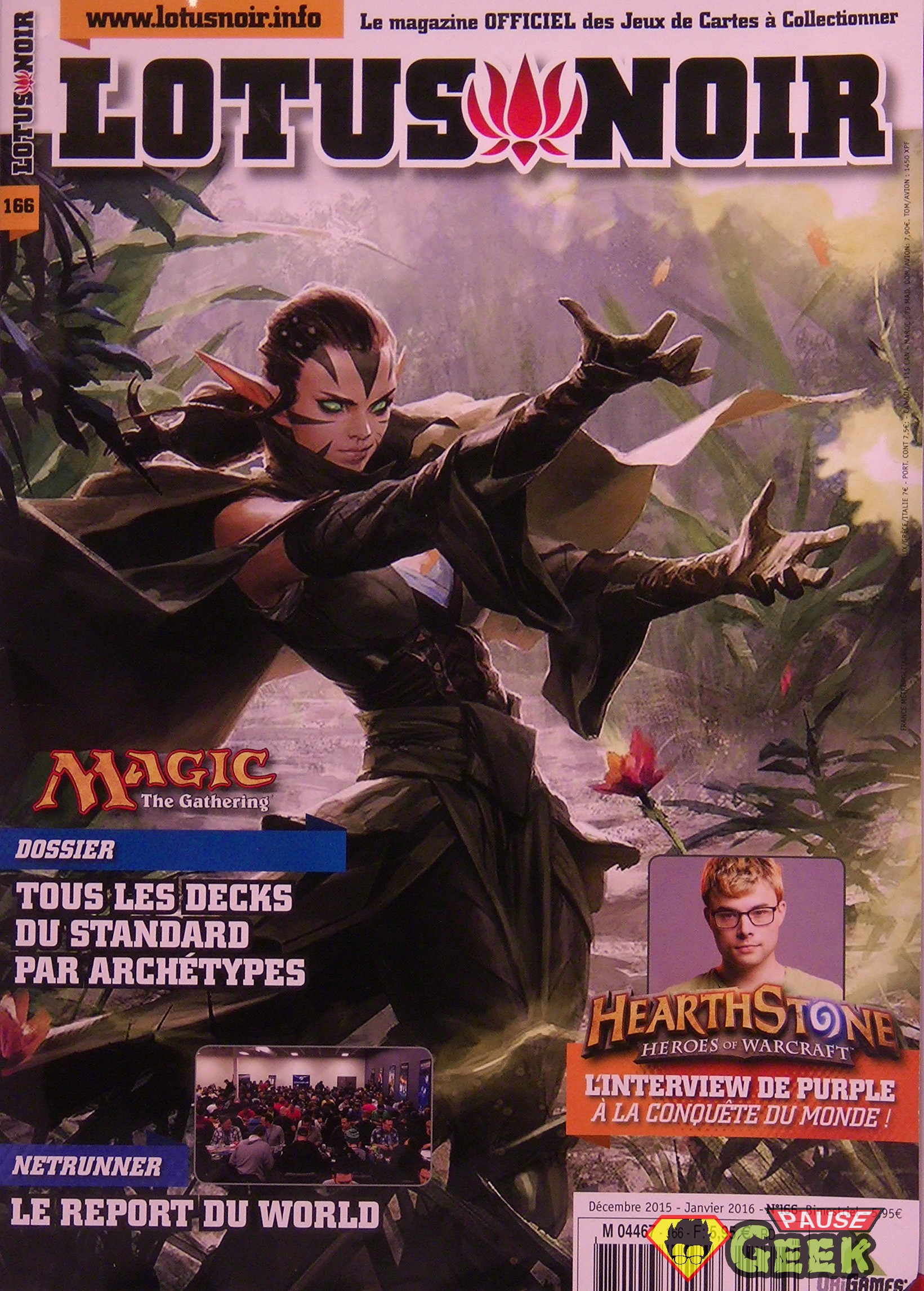 Comment d buter magic the gathering pause geek la - Le bon coin trackid sp 006 ...