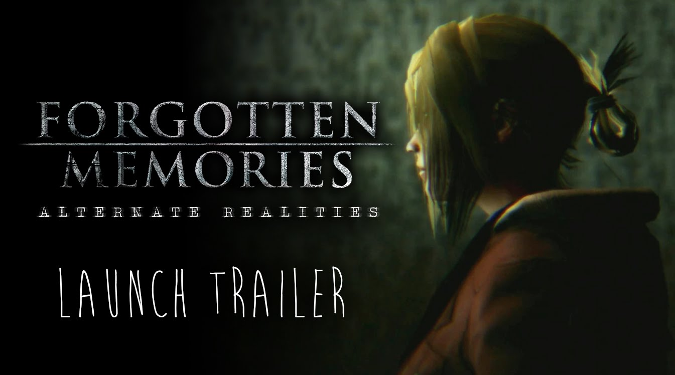Un trailer pour Forgotten Memories