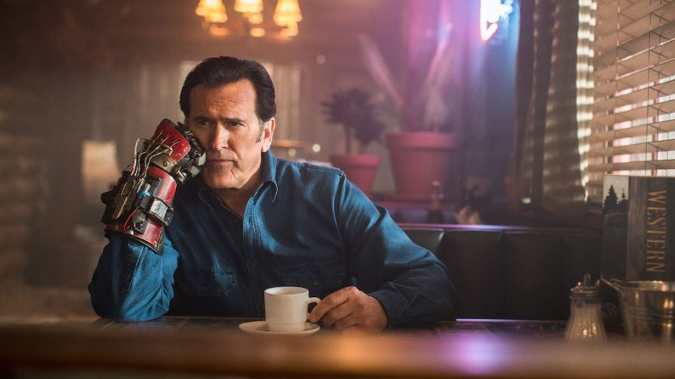 Un red-band trailer pour Ash VS Evil Dead saison 2 banni du Comic-Con