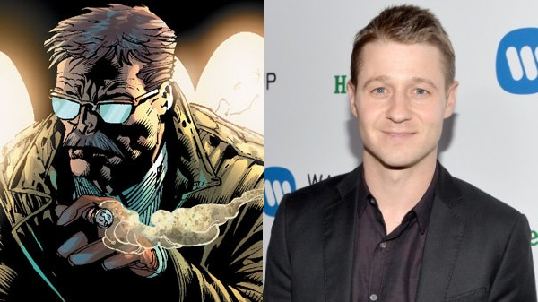 Ben McKenzie/James Gordon