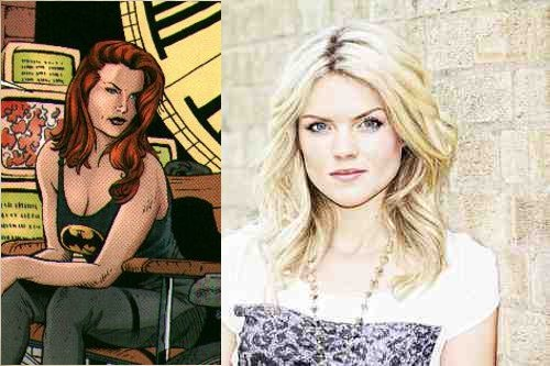 Erin Richards/Barbara Gordon