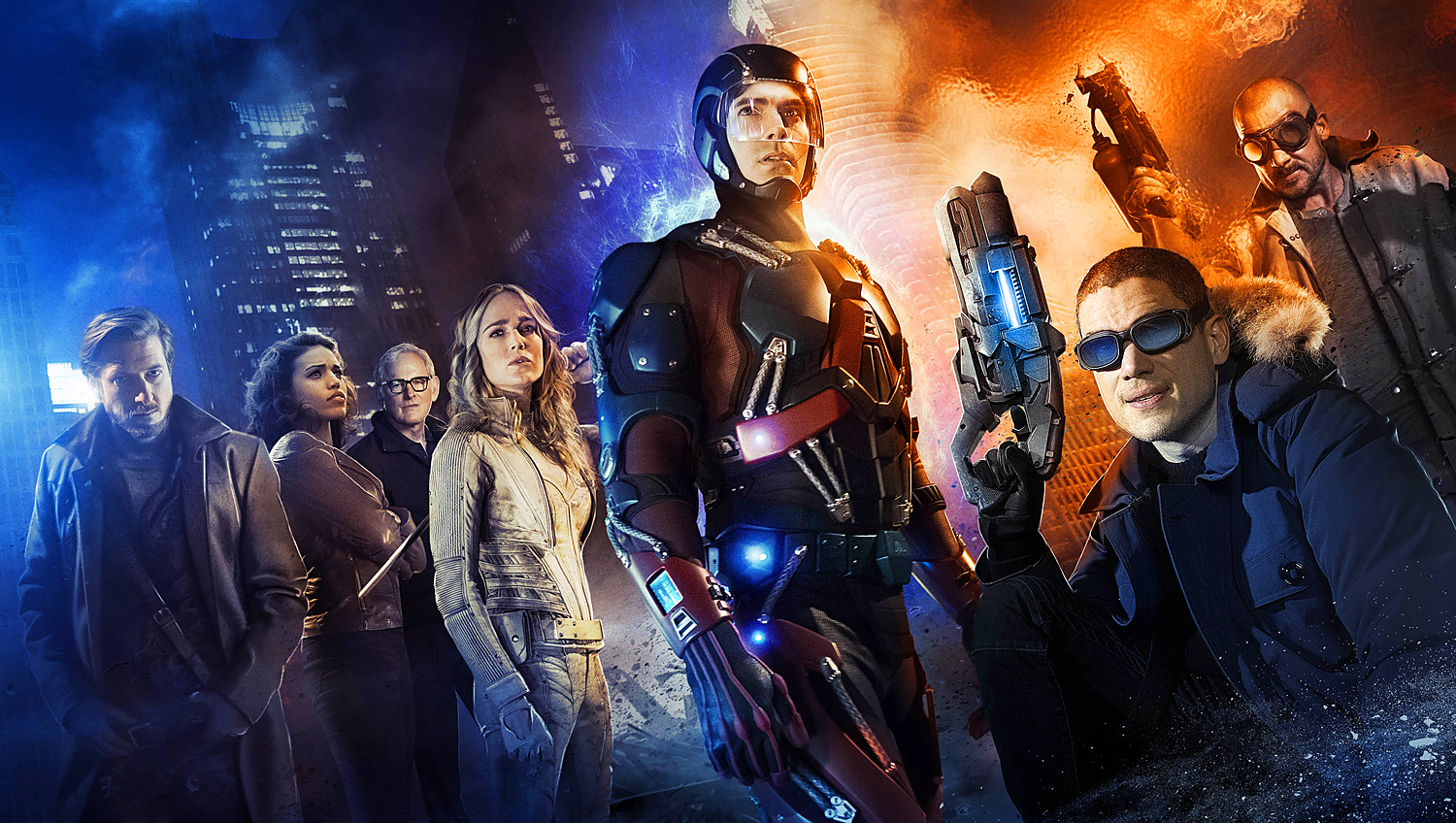 Un premier trailer pour Legends of Tomorrow