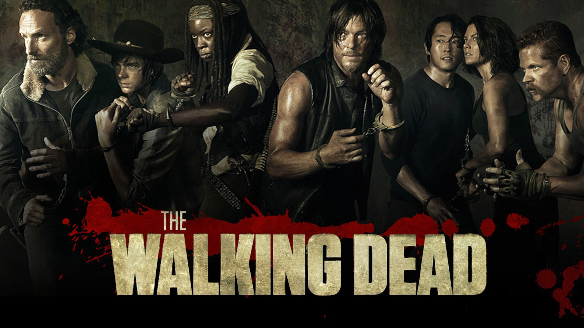 Un final de mi-saison mortel pour The Walking Dead Saison 5